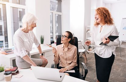 Meaningful conversations can improve office culture
