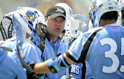 Johns Hopkins men's lacrosse wary of Brown's transition, early offense