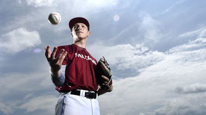 Baseball Player of the Year: Gerstell's Reece Early 'did it all year' in leading Falcons to first MIAA championship
