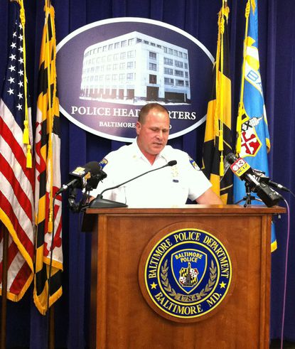 Homicide chief replaced as killings remain unsolved