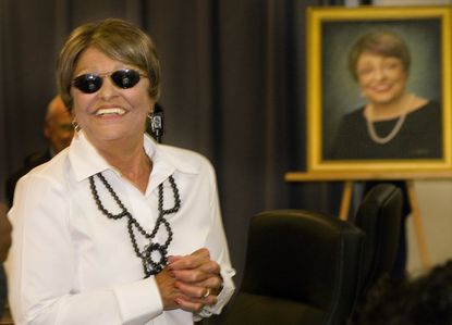 Jo Ann Murphy was president of the Baltimore County Board of Education.