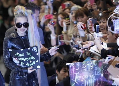 Lady Gaga brings 'Born This Way Ball' to Verizon Center Feb. 25