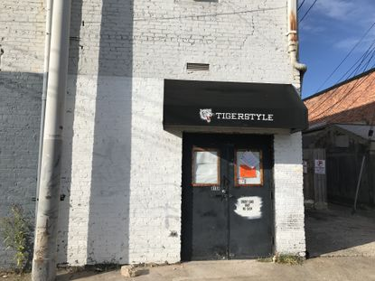 Stop work order at former TigerStyle