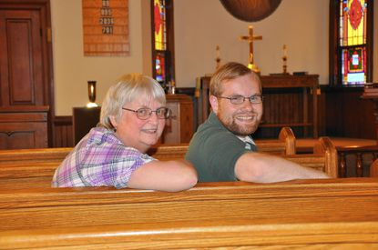 Peggy Glick was pastor of Pine Grove United Methodist Church in Parkton for 25 years, making her the longest serving pastor in the church's 124-year history. Glick introduced the congregation to her successor, Andrew Greenwood, on June 22 as she said goodbye to the congregation. Greenwood preached his first sermon at the church on July 6.
