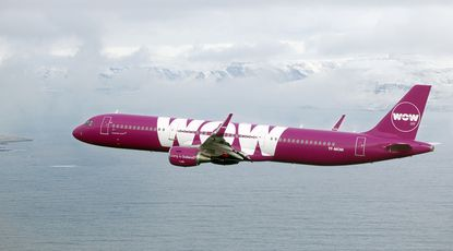 WOW Air to offer $129 flights from BWI to Europe