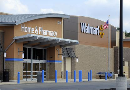 The Walmart Supercenter on Liberty Road in Randallstown will create 350 jobs.