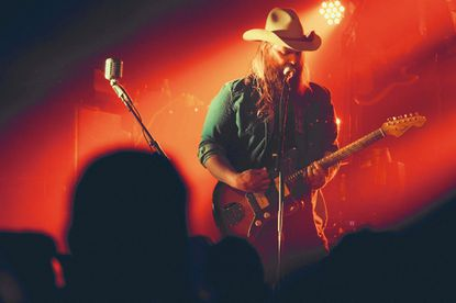 "Country musician Chris Stapleton performs with Jason Isbell on Saturday at <a href=""http://events.baltimoresun.com/venues/merriweather-post-pavilion-columbia"" target=""_blank"">Merriweather Post Pavilion</a>."