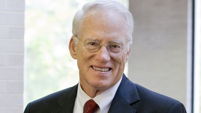 <p>Former University System of Maryland Chancellor William E. &ldquo;Brit&rdquo; Kirwan, pictured in 2010.</p>