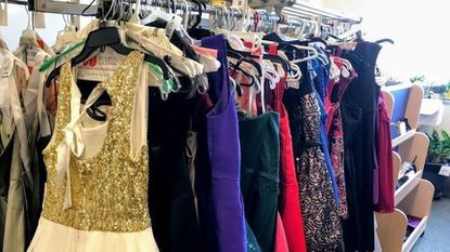 Owings Mills library to give away more than 900 free prom dresses