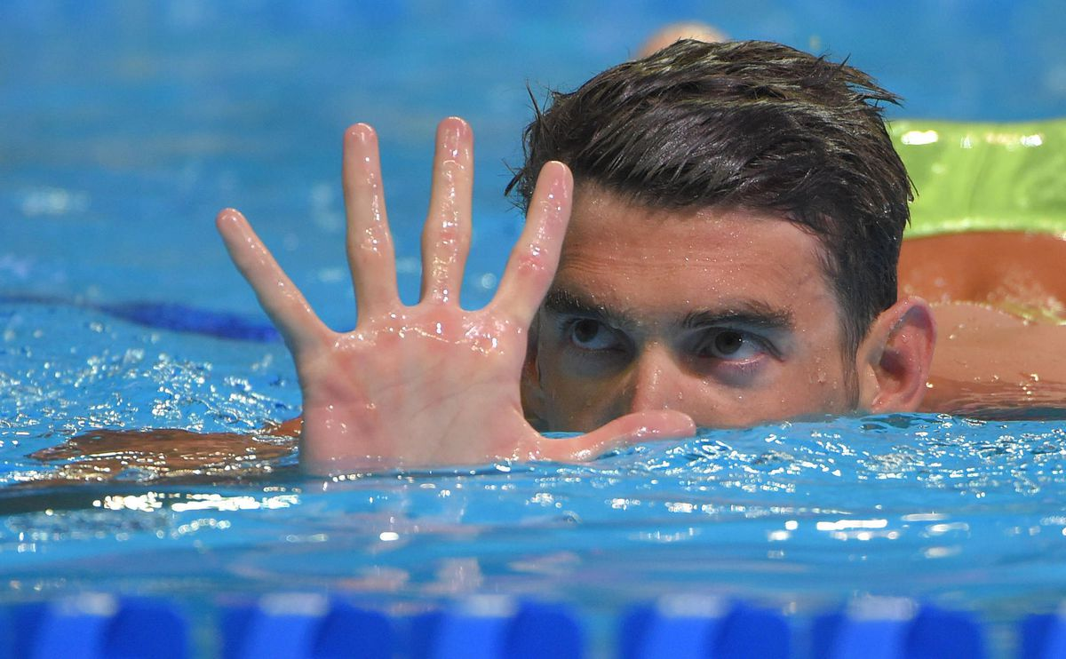 Phelps says Rio was the 'best way to go out,' now wants to