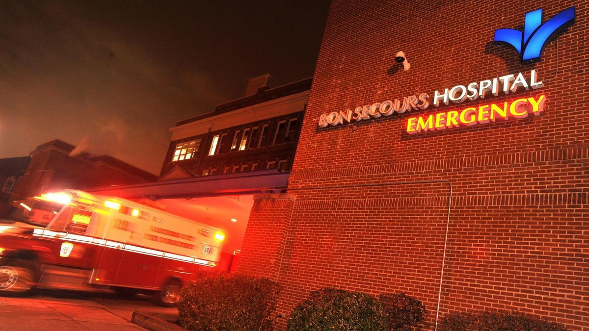 LifeBridge Health to buy Bon Secours Hospital in Baltimore