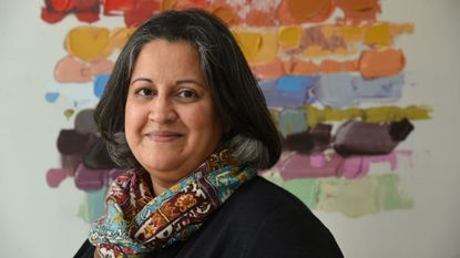 Ayesha Bajwa Holmes is executive director of Grassroots Crisis Intervention Center.