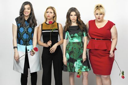 A word-of-mouth hit? The perfect pitch for 'Pitch Perfect 2'