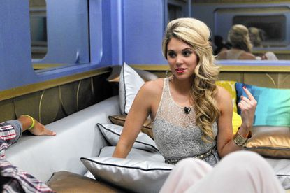 """In the last season of """"Big Brother,"""" Aaryn Gries provoked controversy with insensitive remarks."""