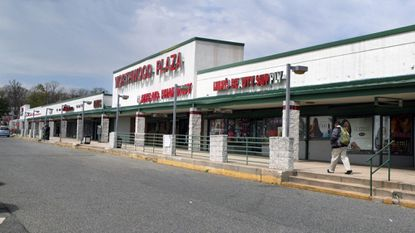Exterior view of the Northwood Plaza shopping center at Loch Raven Blvd and Havenwood Road shown in this 2016 file photo.