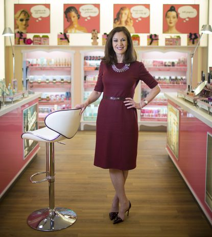 Ulta CEO Mary Dillon makes a habit of visiting several stores each year to find out what's working and what suggestions employees have.