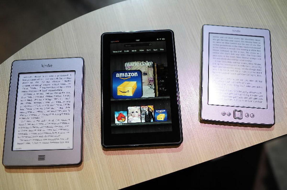 Bring back TTS, Kindle - Baltimore Sun