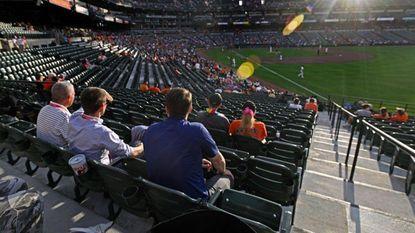 Is Baltimore still a baseball town?