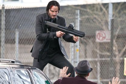 """""""John Wick,"""" Directed by David Leitch and Chad Stahelski"""