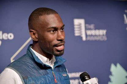 Activist DeRay Mckesson, shown last year, took part Thursday in a virtual discussion with Catonsville Youth for Black Lives Matter members. Mckesson, co-founder of Campaign Zero, a nonprofit organization focused on reducing police violence, is a graduate of Catonsville High School.