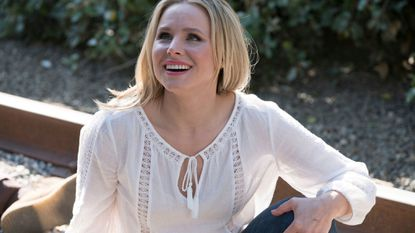 """Kristen Bell as Eleanor in """"The Good Place."""""""