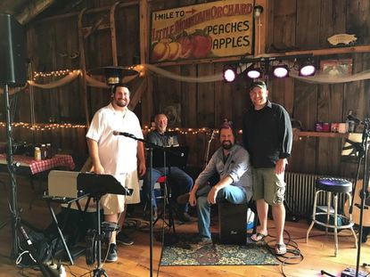 Three Sheets and the Wind are scheduled to play at O'Lordan's in Westminster on Saturday, Nov. 2.