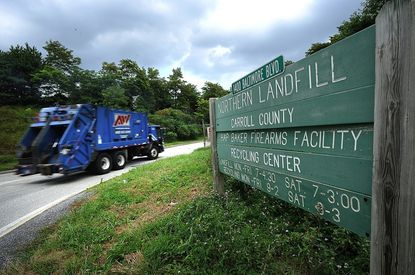 Northern Landfill could get credit card readers, 'Pay As You Throw' approach under proposals