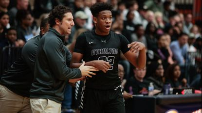 Atholton boys basketball fires on all cylinders in win over Glenelg
