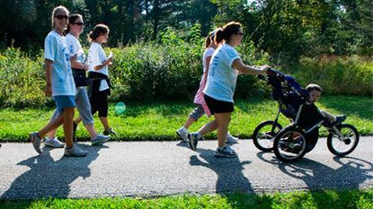 Among the Howard County Autism Society's fundraising and awareness events is an annual walk at Centennial Park.