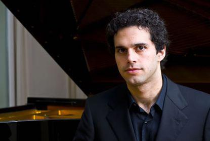 Soheil Nasseri, pianist.