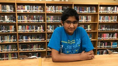 Clarksville Middle School student among eight National Spelling Bee champions