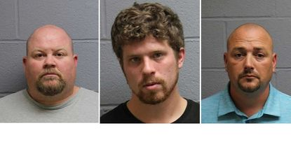 Three arrested in Westminster prostitution sting
