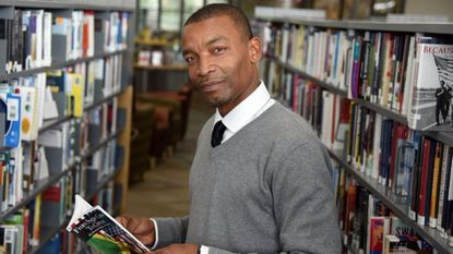 Author's Jamaican roots find fertile ground in Columbia
