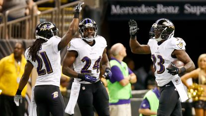 Lardarius Webb, Darian Stewart and Will Hill have their work cut out for them against the San Diego Chargers.