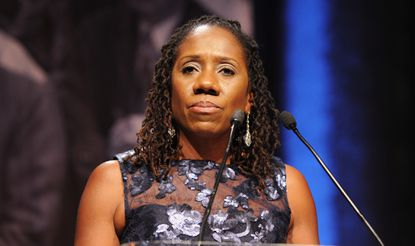 """NAACP attorney Sherrilyn Ifill was asked to get up and move from her seat on an Amtrak train Friday night, she announced in a tweet. Ifill said the conductor told her there were """"other people coming who she wants to give this seat."""" Ifill """"made it clear"""" she was uninterested in moving in the general admission, largely empty car."""
