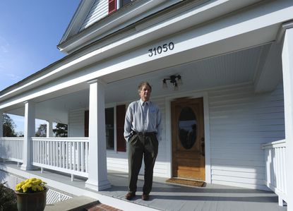 Perdue farmhouse added to state historical registry