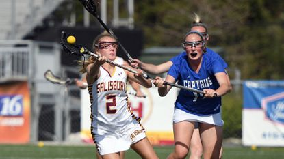 Local products help Salisbury reach national semifinals in women's lacrosse
