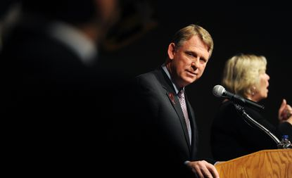 Kittleman released a $1.5 billion operating budget on Monday evening.