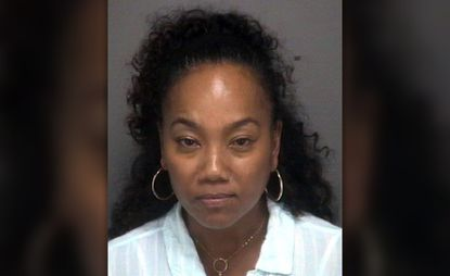 """""""The Wire"""" actress Sonja Sohn, 55, was charged with drug possession in North Carolina on Sunday."""