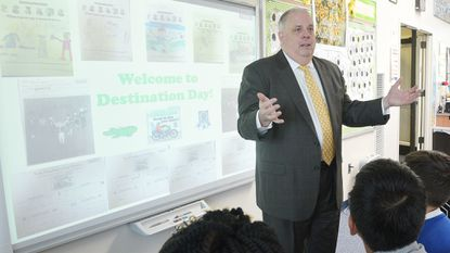 Hogan balks at repeal-only plan, saying it would leave millions without coverage
