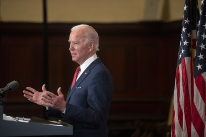 Former Vice President Joe Biden, the presumptive Democratic presidential nominee, has said he would choose a woman as his vice presidential running mate.