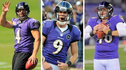 Punter Sam Koch, kicker Justin Tucker and long snapper Morgan Cox may compare themselves to a buddy comedy off the field, but they're three of the main reasons the Ravens special teams were so strong in 2012.