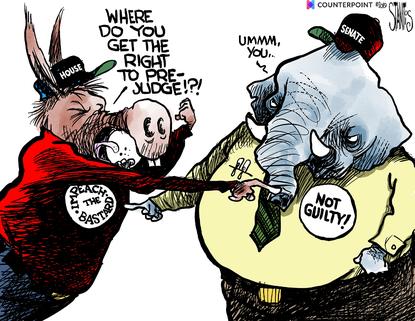 Republicans and impeachment