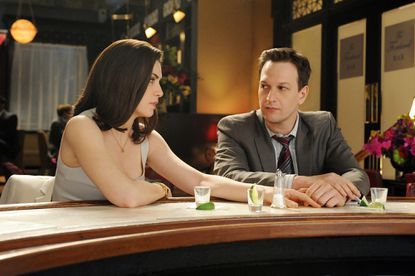 """From the second season episode titled """"Closing Arguments"""" -- when all things seemed possible for Alicia (Julianna Margulies) and Will (Josh Charles)."""