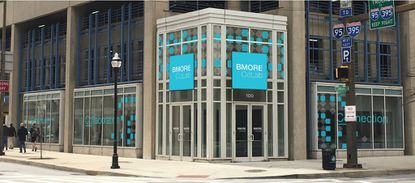 A rendering of Bmore CoLab, with the T. Rowe Price Foundation is opening with help from CASH Campaign of Maryland and other nonprofits to encourage entrepreneurship and financial well-being in the city. - Original Credit: For The Baltimore Sun