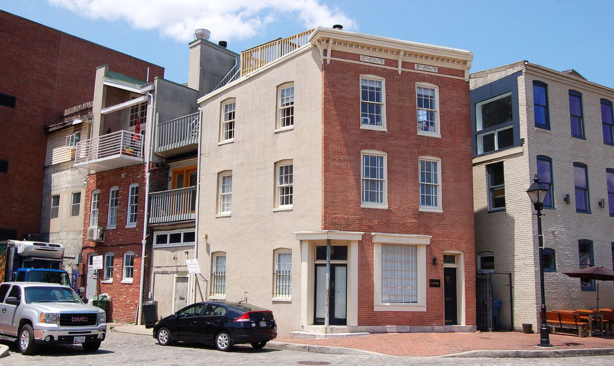 'Sleepless in Seattle' house is for sale in Baltimore