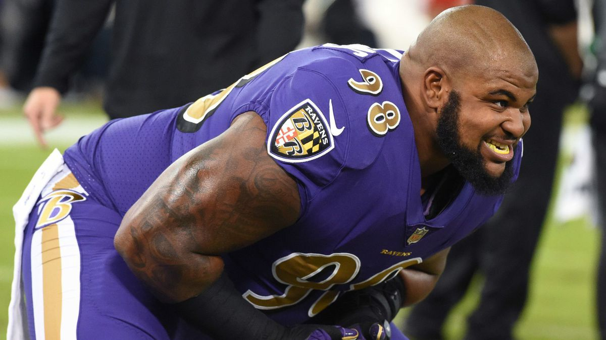 Ravens defensive tackle Brandon Williams seeing more clearly after ...