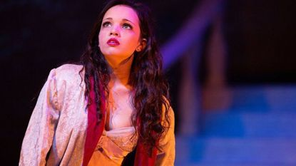 """Isabella Lopez plays the heroine Namira in """"Magic Under Glass"""" at Howard Community College on Aug. 2-4."""