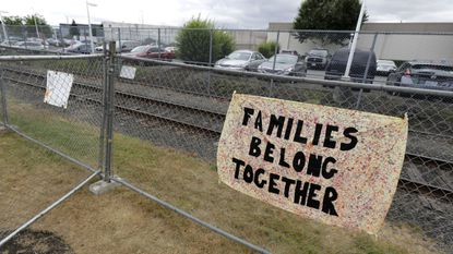 Trump appears to walk back 'zero tolerance' immigration policy as it rushes to reunite families