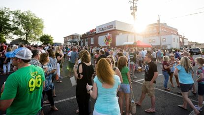 Rather than competing with Havre de Grace for visitors, the Town of Bel Air is moving its monthly Friday celebrations from the first Friday to the fourth Friday of the month.